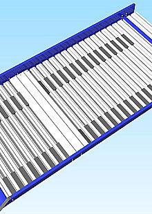 Caoutchouc-inlays voor StandardGrip vloer